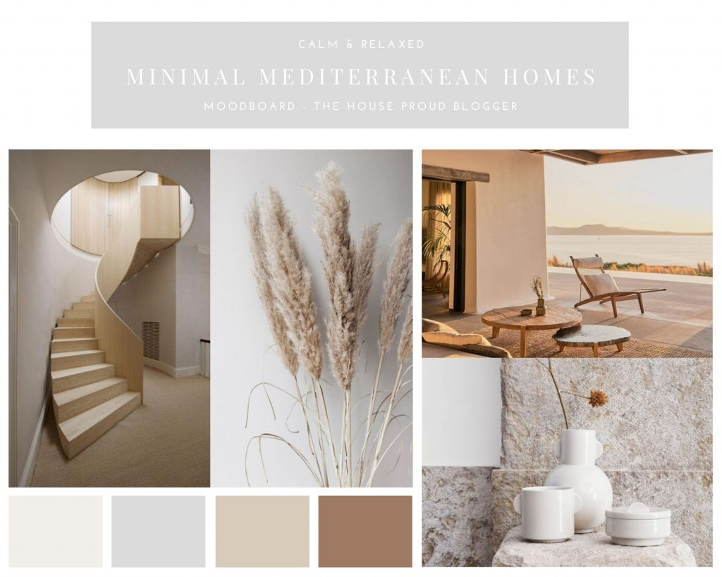 Recreate this Gorgeous Minimal Mediterranean Bathroom